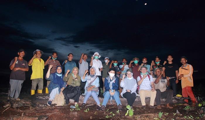 Antara Pemuda Aceh dan Gambut